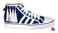 Adidas and Jeremy Scott Release New High-Top #design trendhunter.com