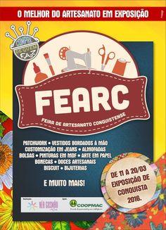 Mais uma participação da FEARC na 50° Exposição de Conquista.