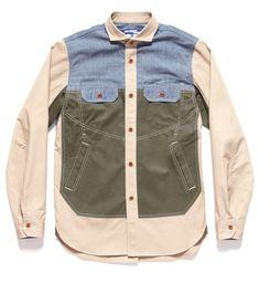 Japanese Safari Shirt / Junya WAtanabe