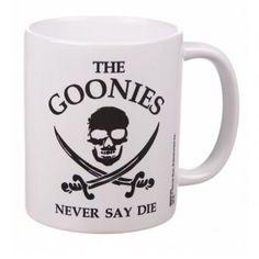 Mug Les Goonies Never Say Die