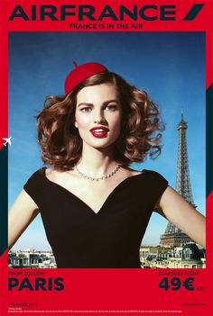 Air France: France is in the Air