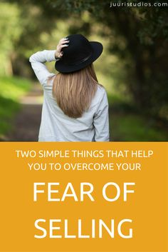 Selling makes many business owners feel awkward. Here are two simple ways to overcome your fear of selling for honest entrepreneurs. Simple Things, Simple Way, Studios, Career, Group, Feelings, Lifestyle, Board, Tips