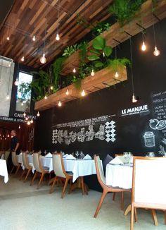 Imagem 12 de 22 da galeria de Restaurante Le Manjue Organique  / Flávia Machado. Fotografia de Caio Braga