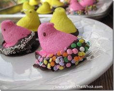 These are so cute! What a great little (and EASY) project for Passover (or Easter)!