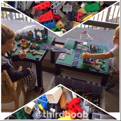 the third boob: diy: easy lego table