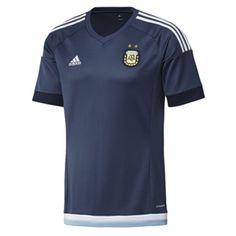 adidas  Argentina  Soccer Jersey (Away 2015/16)