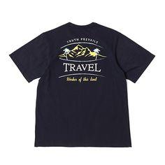 시즌의 의미를 담아 제작된 나염 티셔츠