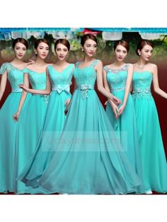 Cheap dress middleton, Buy Quality dress bridal gown directly from China gowns children Suppliers: Vestido De Festa Turquoise Bridesmaid Dress Chiffon Two Tone Turquoise Blue Bridesmaid Dresses Prom Gown Vestidos De No Turquoise Bridesmaid Dresses, Long Bridesmaid Dresses, Prom Dresses, Formal Dresses, Dresses For Teens, Trendy Dresses, Spring Dresses, Blue Dresses, Marine Uniform