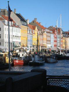 Copenhagen, Denmark visited in August 2011