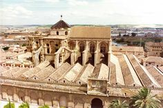 La impresionante Mezquita de Córdoba