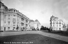 1910, Bellas Artes