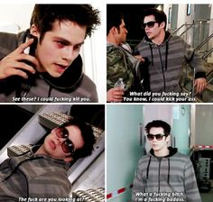 teen wolf - void stiles -  dylan o´brien