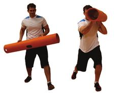 Versatile ViPR exercises to get you moving!