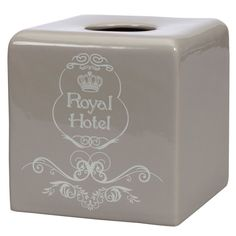 Creative Bath Products Royal Hotel Boutique Tissue Holder - RHT58TPE