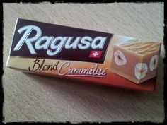 After the traditional and after the black, here is the NEW RAGUSA : blonde caramelized ! Mmm... %->