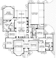 house plan - if I can't have this house...maybe my sims can