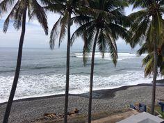 Playa El Sunzal. Que belleza!