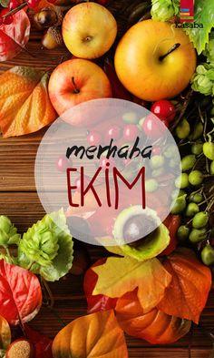 Hoş geldin #Ekim !   #sonbahar #sabah #hello #October #morning
