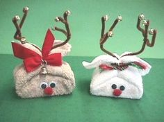 reindeer craft | Art Design and Craft