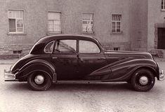 BMW 340 - Limousine (1950), ab 1952 mit der Bezeichung EMW 340 gebaut