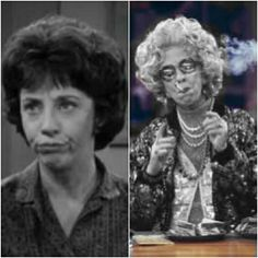 Ann Morgan Guilbert(October 16, 1928 – June 14, 2016), sometimes credited asAnn Guilbert, was anAmericantelevision and film actress, who portrayed a number of roles, from the 1950s on, most notably as Millie Helper in 61 episodes of the early 1960s sitcomThe Dick Van Dyke Show, and later Yetta Rosenberg,Fran Fine's doddering grandmother, in 56 episodes of the 1990s sitcomThe Nanny.