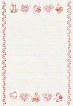35 papéis de carta que farão meninas dos anos 80 e 90 voltarem à infância
