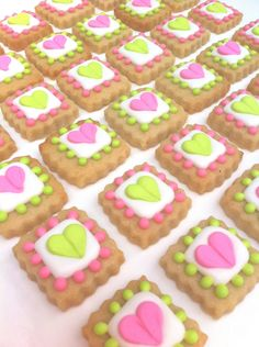 LOVE Tile Cookies 1/2 pound by SunshineBakes on Etsy