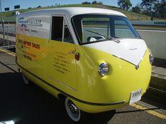1960 Goggomobil Carryall