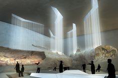 Lascaux IV Cave Painting Centre by Snohetta, Duncan Lewis and Casson Mann