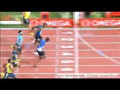 Usain Bolt beaten by Justin Gatlin - Meeting Rome 2013 Justin Gatlin, Rome, Usain Bolt, Sports, Hs Sports, Sport, Rome Italy
