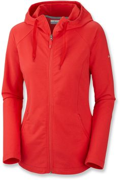 A quality Columbia Sportswear jacket that's a just-right layer for spring.