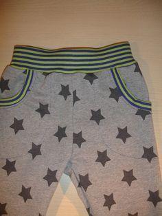 Patroon broek Silke (jongens en meisjes) | Leuketricotstofjes