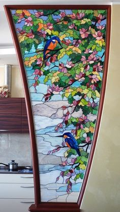 Plus de 1000 id es propos de vitrail miroir et cadre for Miroir vitrail modeles