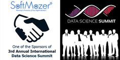 We at SoftMozer Business Consulting are very Happy to announce that we are one of the #DigitalMarketing sponsors of the 3rd Annual #International #Data_Science Summit which is going to take place on 23rd September at The Park Hotel, Park Street, Kolkata. Hosted by DSF(Data Science Foundation)