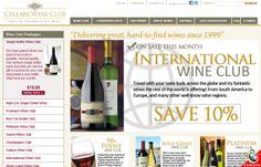 "Cellars Wine Club Quarterly Case club is like ""a wine tasting in a box""!"