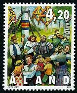 Aland Europa 1998 Stamps