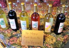 looking for things to do in Fort Myers?  Try the delicious wines at Eden Vineyards!