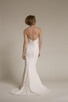 Amy Kuschel Bride Cassidy Gown
