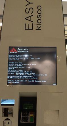 Un informático en el lado del mal: Hacer Jailbreak a un Kiosco de Internet con un Lum...