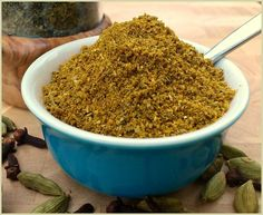 This is Xawaash which is an easy-to-make Somalian spice mix made with traditional African spices. http://www.spice-mixes.com/xawaash.html