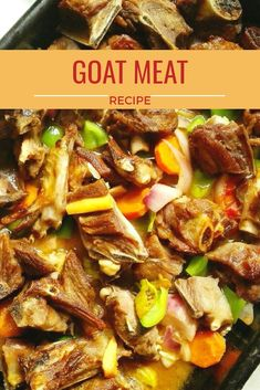 Goat Recipes, Goat Cheese Recipes, Mexican Food Recipes, Ethnic Recipes, Healthy Meats, Healthy Eating, Cooking Hacks, Cooking Recipes, Zambian Food
