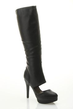 Cut Out Boots!!!  I LOVE THESE!!!!  REALLY LOVE THESE!!!