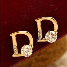 Fashion earring  Fashion earrings Dior Accessories