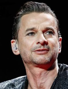 Dave Gahan during Delta Machine with Depeche Mode