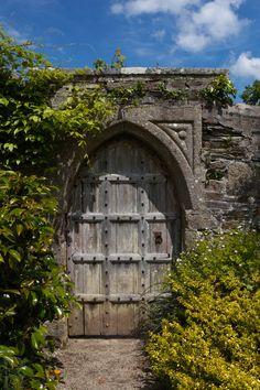 Door To The Secret Garden by runique