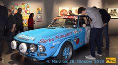 Lancia Fulva Coupe HF 2 1971 im MAC Museum Art & Cars vom 4. März bis 28. Oktober 2018