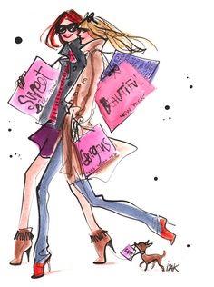 henri bendel illustrations - Henri Bendel #henribendel #illustrations #wendyheston likes #charmiesbywendy loves #henribendelilustrations #shopbendel