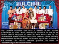 Cine Bollywood Colombia: HULCHUL