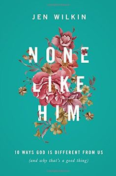 None Like Him: 10 Ways God Is Different from Us (and Why ... http://smile.amazon.com/dp/1433549832/ref=cm_sw_r_pi_dp_ZH5ixb1Z9QWXB