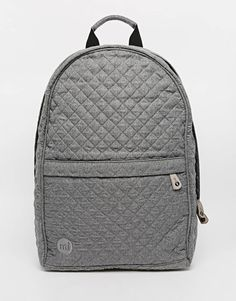 Mi-Pac Maxwell Quilted Backpack